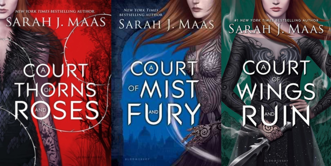 Court of Throne and Roses Series